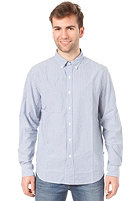 LEVIS L/S Classic No Pocket Shirt waldron stripe - dark blue