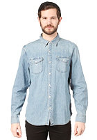 LEVIS L/S Truckee Western Shirt stonewash denim