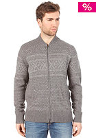 LEVIS Nordic Zip Sweatshirt brillo grey/linen