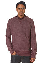 LEVIS Skate Crewneck Fleece Sweat s&e cabernet heather