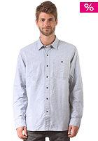 LEVIS Skate Maker L/S Shirt pattern blue grey