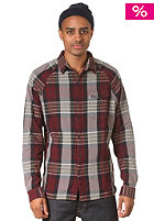 LEVIS Skate Manual L/S Shirt s&e cabernet plaid