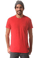 LEVIS Skate Pocket S/S T-Shirt aurora red heather