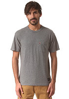 LEVIS Skate Pocket S/S T-Shirt lead grey heather