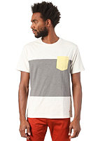 LEVIS Ss Somma Tee white/grey/lemon