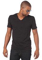 LEVIS V Neck 2Pack S/S T-Shirt black/black