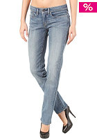 LEVIS Womens 540 Modern Slight Straight Pant worn midway