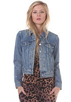 LEVIS Womens Authentic Trucker Jacket moonshine