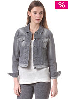 LEVIS Womens Authentic Trucker Jacket windy grey