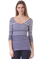 LEVIS Womens Ballerina Top sporty varigated stripe blueprint