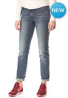 LEVIS Womens Classic Demi Curve Slim 5 Pocket Denim Pant sunkissed blue