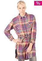 LEVIS Womens Cool Oversized Shirt multi color check