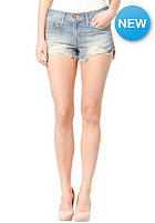 LEVIS Womens Dipback Exposed Short blue edge