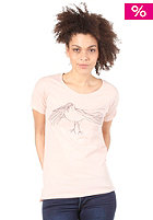 LEVIS Womens Dropped Sleeve S/S T-Shirt cameo rose pelican