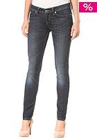 LEVIS Womens Low Demi Curve Skinny Jeans indigo smoulder