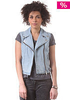 LEVIS Womens Moto Trucker Vest slash vest