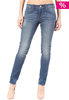 LEVIS Womens New Bf Skinny high white stretch