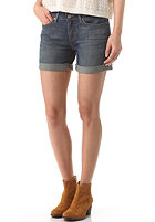LEVIS Womens New Contamporary Block Short true blue