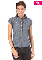 LEVIS Womens Puffed Shirt neppy homespun