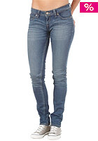 LEVIS Womens Young Modern Demi Curve Skinny Jeans natural lights
