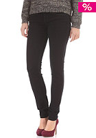 LEVIS Womens Young Modern Demi Curve Skinny Jeans onyx