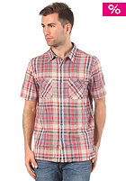 LEVIS Workwear S/S Shirt baked red check