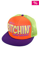 LIB TECH Bitchin Trucker Cap orange