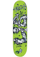 LIB TECH Dismembered Logo Green Deck 8.0