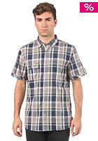 LIFETIME Bodkin Shirt blue plaid