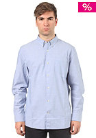 LIFETIME Lucky Man Shirt blue oxford