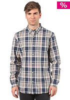 LIFETIME Lucky Man Shirt blue plaid