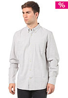 LIFETIME Lucky Man Shirt grey oxford