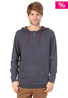 LIFETIME Takanaw Hooded Sweat heather total eclipse