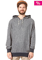 LIFETIME Takanawa Hooded Sweat blue nights melange