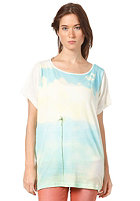 LIFETIME Womens Alone in Paradise S/S T-Shirt off white