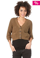 LIFETIME Womens Clementine Cardigan capers
