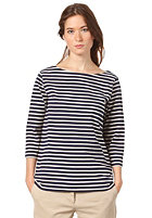 LIFETIME Womens Edie L/S T-Shirt blue stripe