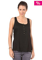 LIFETIME Womens Printed Caroline Top black