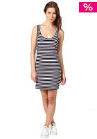 LIFETIME Womens Striped Hamptons Dress blue stripe