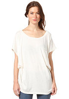 LIFETIME Womens Turner S/S T-Shirt off white