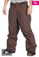 LIGHT 3 Mile Pant brown