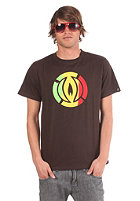 LIGHT Blunt S/S T-Shirt brown