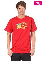 LIGHT C2 S/S T-Shirt red