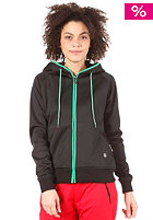 LIGHT Charm Fleece 2013 Black/Kelly Green