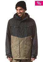LIGHT Chinch Jacket black/olive