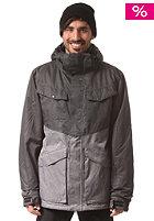 LIGHT Chinch Jacket dark grey heather/grey heather