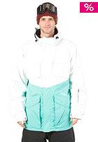 Chinch Snow Jacket white/billiard