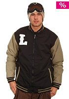 LIGHT Club Jacket 12k 2010 yet black/chinchilla