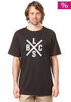 LIGHT Cross S/S T-Shirt black