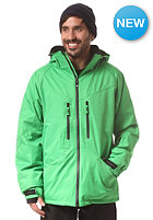 LIGHT Cuba Jacket flash green